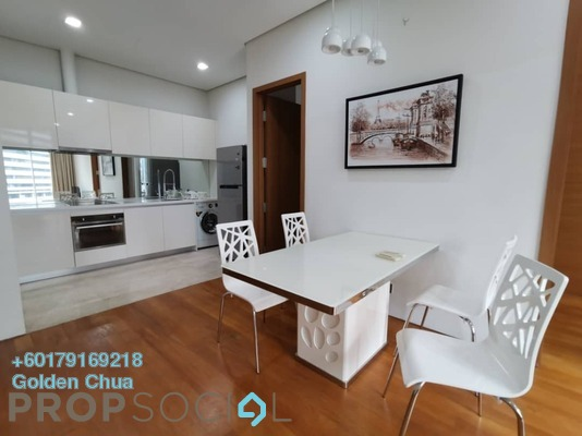 SoHo/Studio For Rent in Vipod Suites, KLCC Freehold Fully Furnished 2R/1B 2.2k
