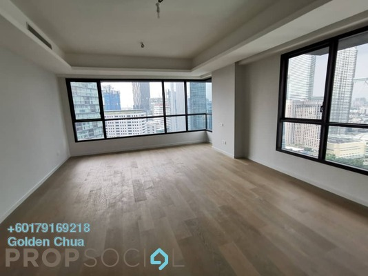 Condominium For Sale in Crest Jalan Sultan Ismail, KLCC Freehold Unfurnished 3R/2B 850k