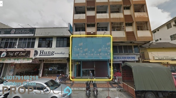 Shop For Rent in Icon Residence, Kuala Terengganu Freehold Unfurnished 0R/2B 3.5k