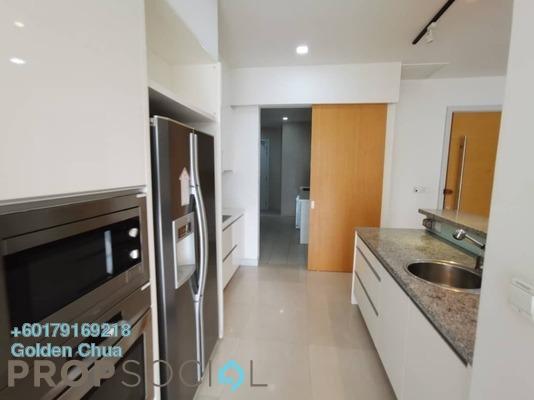 Condominium For Sale in Suria Stonor, KLCC Freehold Semi Furnished 4R/5B 2.8m