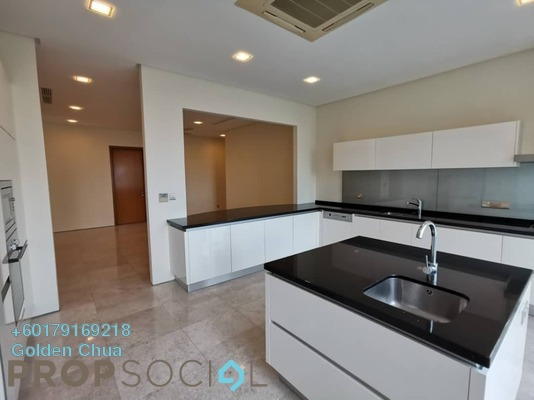 Condominium For Sale in The Oval, KLCC Freehold Semi Furnished 4R/5B 3.8m
