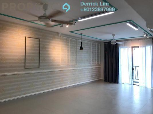 Condominium For Rent in Residensi Sefina, Mont Kiara Freehold Semi Furnished 3R/2B 3.3k