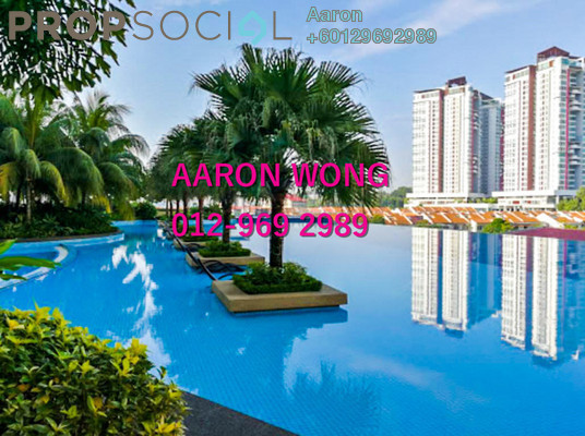Condominium For Sale in Le Yuan Residence, Kuchai Lama Freehold Fully Furnished 4R/4B 900k