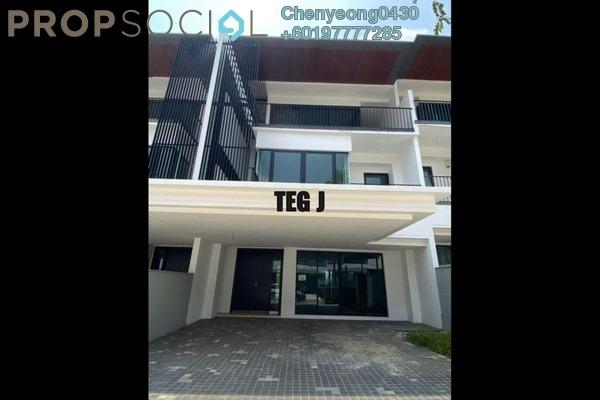 Terrace For Sale in Duta Villa, Setia Alam Freehold Unfurnished 6R/5B 1.65m