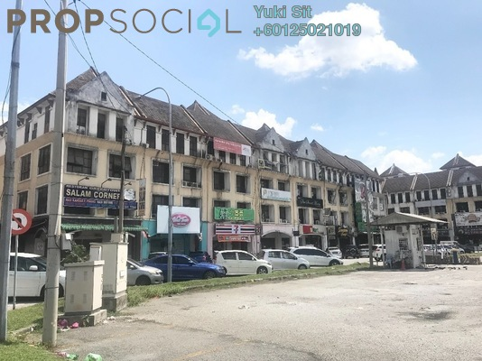Shop For Sale in Greentown Business Centre, Ipoh Leasehold Unfurnished 0R/8B 1.48m