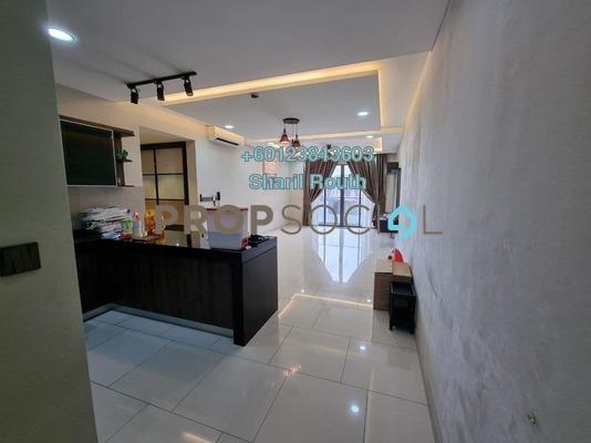 Condominium For Rent in Irama Wangsa, Wangsa Maju Freehold Semi Furnished 4R/3B 3k