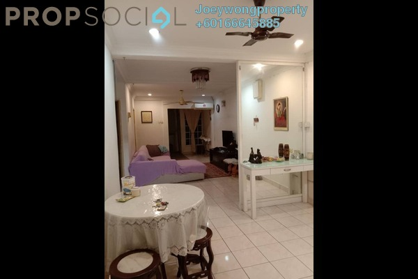 Townhouse For Rent in Avant Court, Old Klang Road Freehold Fully Furnished 3R/2B 1.5k