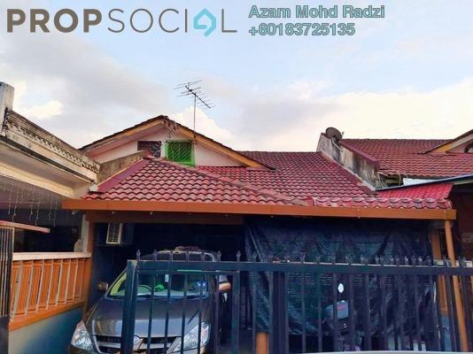 Terrace For Sale in Taman Bandar Baru Selayang Fasa 2A, Batu Caves Freehold Semi Furnished 3R/3B 480k