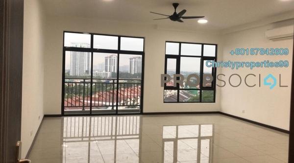 Apartment For Rent in Molek Regency, Johor Bahru Freehold Semi Furnished 0R/1B 900translationmissing:en.pricing.unit