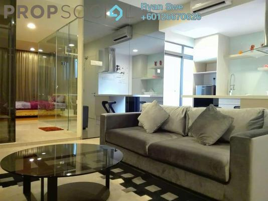 Serviced Residence For Sale in Eve Suite, Ara Damansara Freehold Fully Furnished 1R/1B 460k