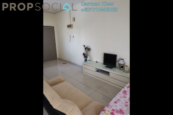 Apartment For Rent in Zennith Suites, Johor Bahru Freehold Fully Furnished 0R/1B 850translationmissing:en.pricing.unit