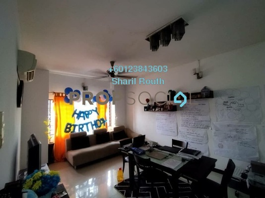 Condominium For Sale in Desa Idaman Residences, Puchong Freehold Semi Furnished 3R/2B 430k