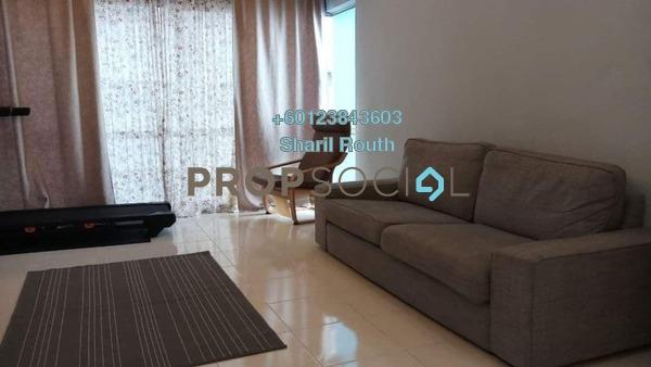 Condominium For Rent in The iResidence, Bandar Mahkota Cheras Freehold Fully Furnished 3R/2B 2.2k