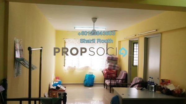 Apartment For Rent in Putra Damai Apartment, Putrajaya Freehold Semi Furnished 3R/2B 1k