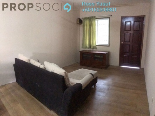 Apartment For Rent in Section 10 Flat, Wangsa Maju Freehold Semi Furnished 2R/1B 1.1k