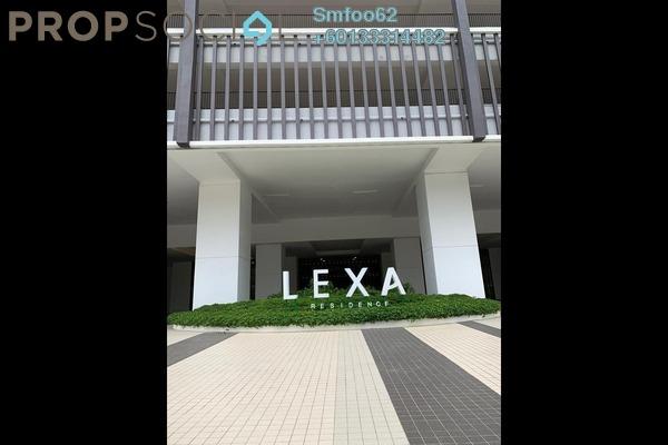 Condominium For Rent in Lexa Residence @ The Quartz, Wangsa Maju Freehold Fully Furnished 3R/2B 3.5k