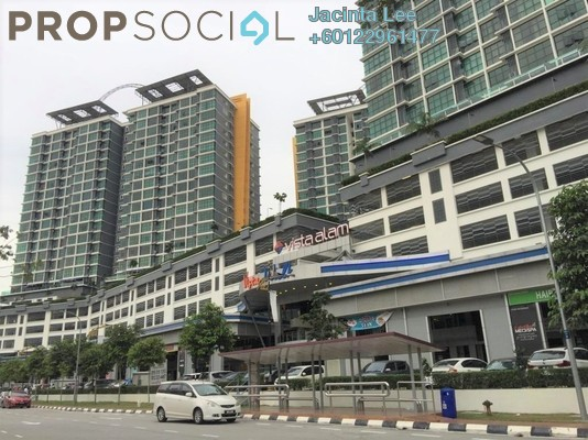 Serviced Residence For Sale in Vista Alam, Shah Alam Leasehold Semi Furnished 2R/2B 281k