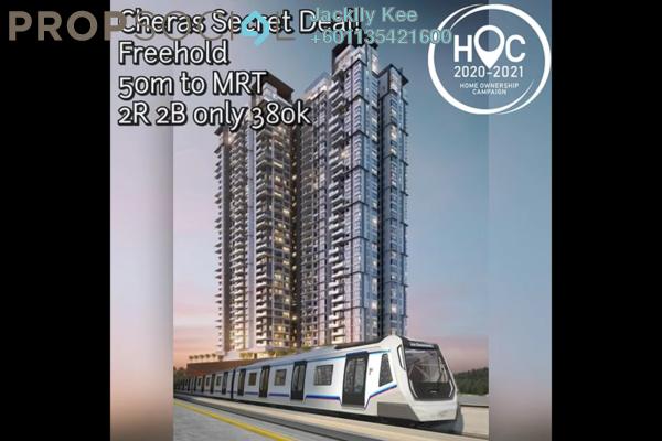 Condominium For Sale in Metro Cheras, Batu 9 Cheras Freehold Semi Furnished 2R/2B 0translationmissing:en.pricing.unit