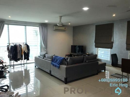 Condominium For Rent in Suasana Lumayan, Bandar Sri Permaisuri Freehold Semi Furnished 4R/2B 2k