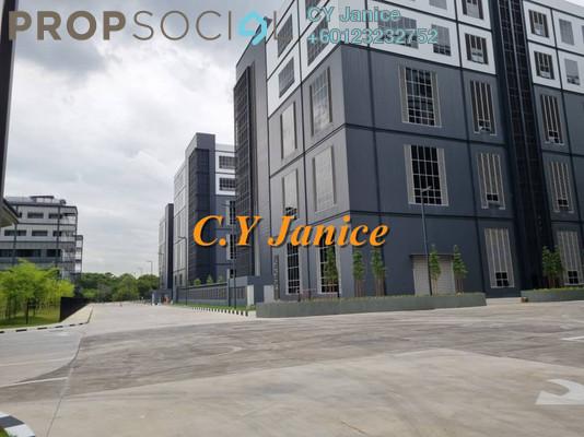 Factory For Rent in Hap Seng Business Park, Shah Alam Freehold Unfurnished 0R/0B 198k