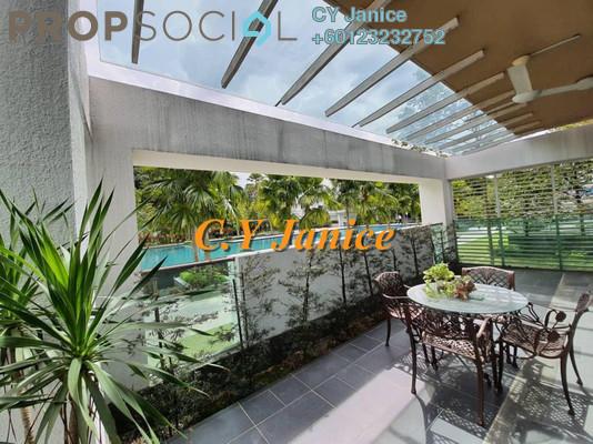 Condominium For Rent in Surian Residences, Mutiara Damansara Freehold Fully Furnished 4R/5B 6k