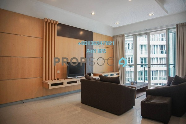 Condominium For Sale in Marc Service Residence, KLCC Freehold Fully Furnished 3R/2B 1.58m