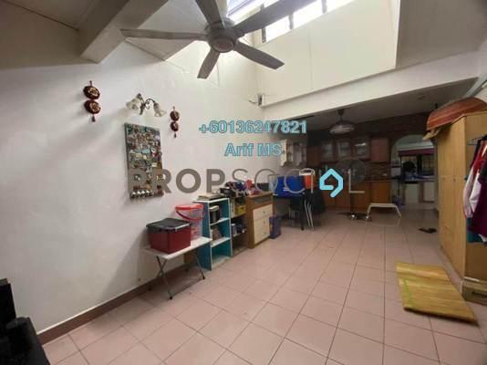 Terrace For Sale in Taman Desa Jaya, Kepong Freehold Semi Furnished 3R/2B 430k