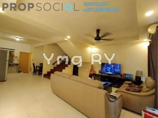Terrace For Sale in Setia Indah, Setia Alam Freehold Unfurnished 4R/3B 588k