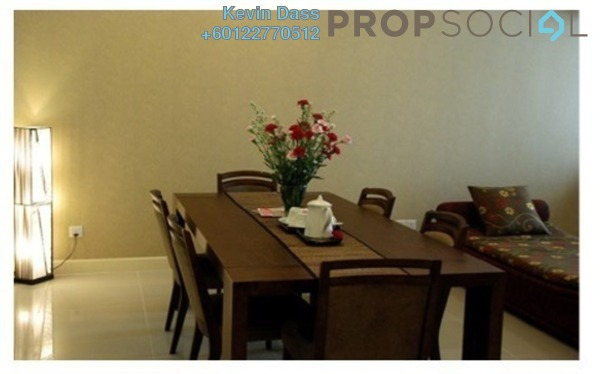 Condominium For Rent in Gaya Bangsar, Bangsar Freehold Fully Furnished 1R/1B 2k