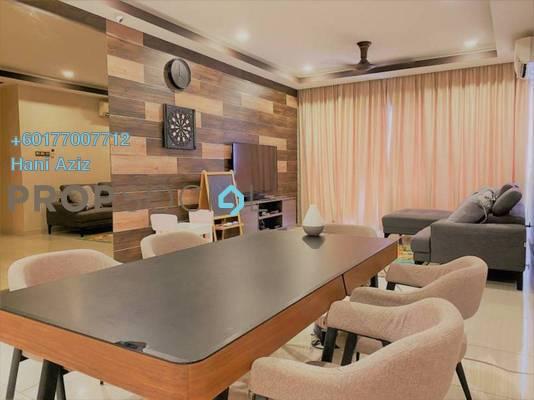 Condominium For Sale in Damansara Foresta, Bandar Sri Damansara Freehold Semi Furnished 4R/3B 780k