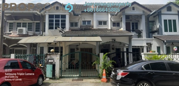 Terrace For Sale in USJ 12, UEP Subang Jaya Freehold Semi Furnished 4R/3B 690k