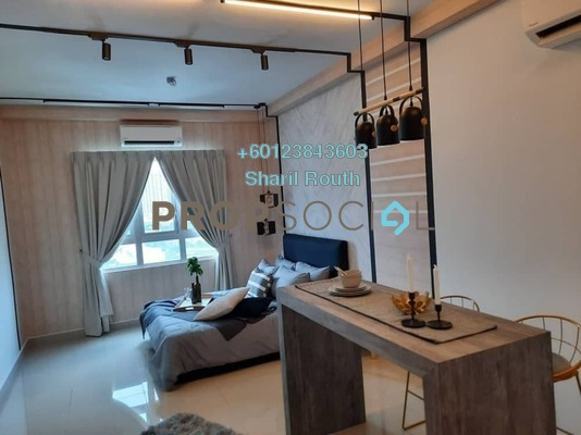 Condominium For Rent in Ceria Residences, Cyberjaya Freehold Fully Furnished 4R/3B 2.2k