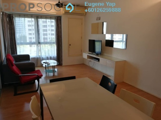 Serviced Residence For Rent in i-Zen Kiara I, Mont Kiara Freehold Fully Furnished 2R/2B 1.8k