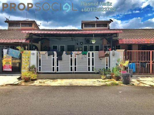 Terrace For Sale in Taman Sri Serdang, Seri Kembangan Freehold Unfurnished 3R/2B 450k