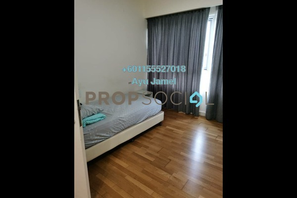 Condominium For Rent in Tiffani Kiara, Mont Kiara Freehold Semi Furnished 3R/3B 3.3k