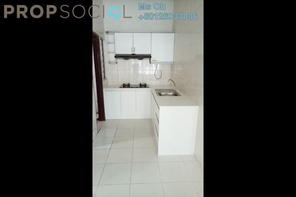Serviced Residence For Rent in Casa Tiara, Subang Jaya Freehold Semi Furnished 3R/2B 1.5k