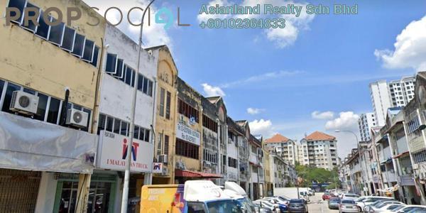 Factory For Sale in Kepong Entrepreneurs Park, Kepong Freehold Unfurnished 0R/0B 1.3m