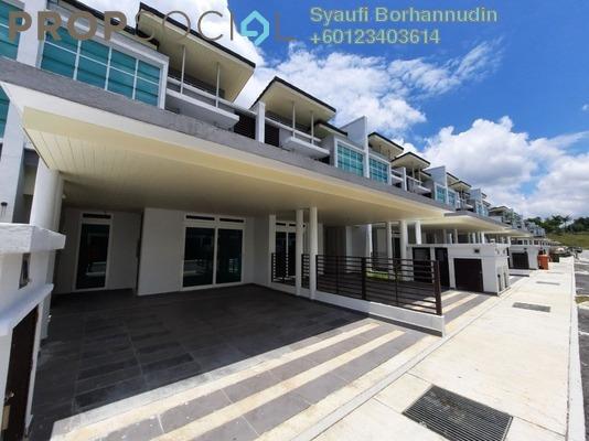 Terrace For Sale in Precinct 11, Putrajaya Freehold Unfurnished 4R/3B 877k