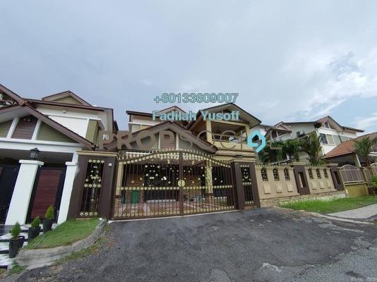 Semi-Detached For Sale in Puncak Bangi, Bandar Baru Bangi Leasehold Semi Furnished 5R/6B 1.8m