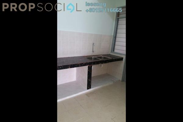 Apartment For Rent in Impian Sentosa Apartment, Klang Freehold Unfurnished 3R/2B 800translationmissing:en.pricing.unit