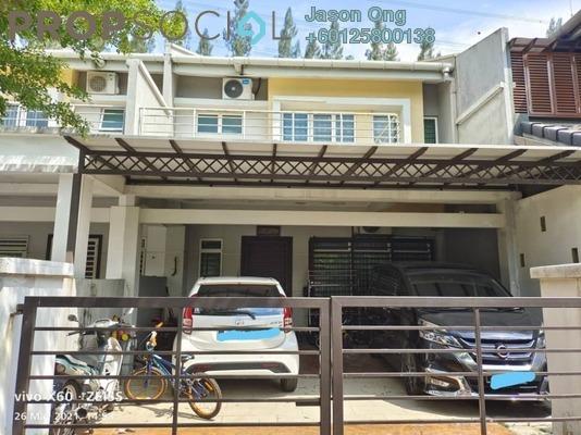 Terrace For Sale in Kajang 2, Kajang Freehold Unfurnished 4R/3B 650k