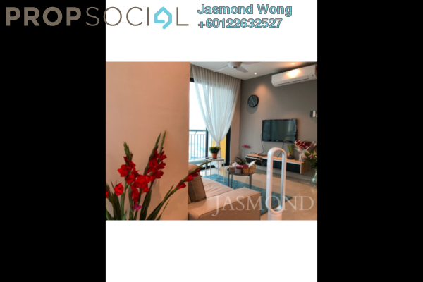 Condominium For Rent in Parkhill Residence, Bukit Jalil Freehold Fully Furnished 3R/2B 3k