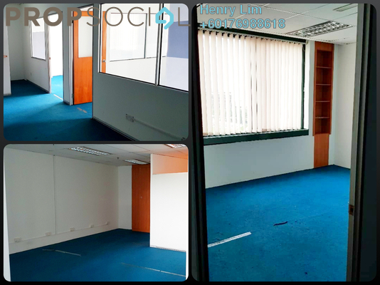 Office For Rent in Plaza Pantai, Pantai Freehold Unfurnished 0R/0B 3.2k