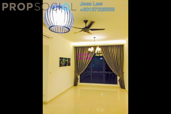 Condominium For Sale in 8 Kinrara, Bandar Kinrara Freehold Semi Furnished 3R/2B 690k