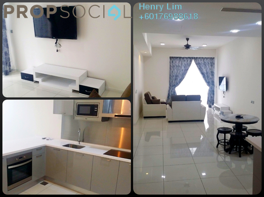 Serviced Residence For Rent in M Suites, Ampang Hilir Freehold Fully Furnished 2R/2B 3.2k
