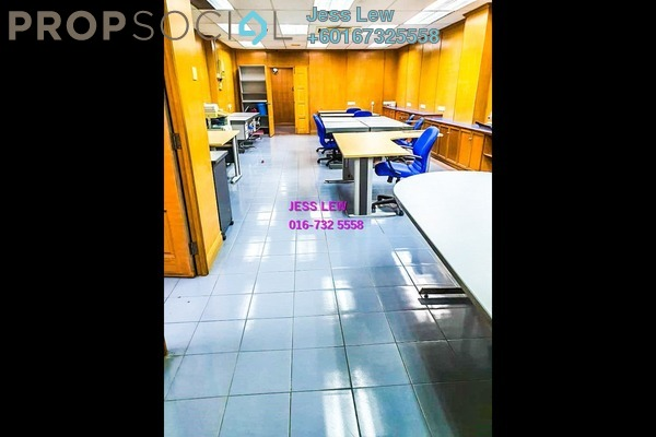 Office For Rent in Megan Avenue 2, KLCC Freehold Semi Furnished 0R/0B 5k