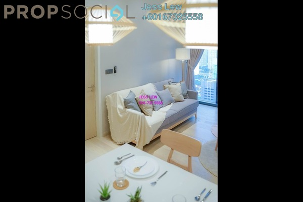 Condominium For Rent in Star Residences, Kuala Lumpur Freehold Fully Furnished 1R/1B 3.8k