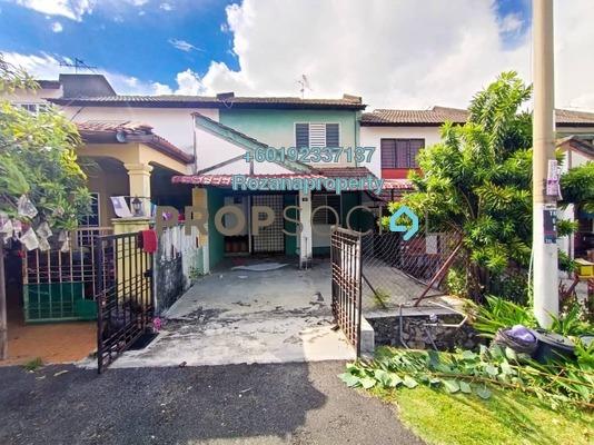 Terrace For Sale in Taman Kantan Permai, Kajang Freehold Semi Furnished 3R/2B 320k