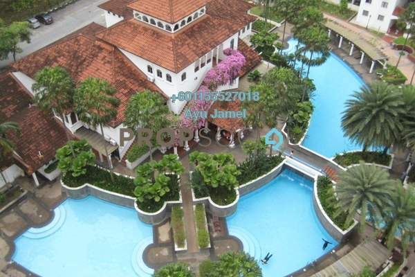 Condominium For Sale in Pantai Hillpark 2, Pantai Freehold Fully Furnished 3R/2B 550k