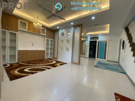 Terrace For Sale in TTDI Grove, Kajang Freehold Fully Furnished 4R/3B 700k